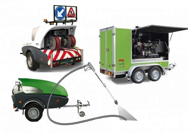 Trailers & Greenkillers